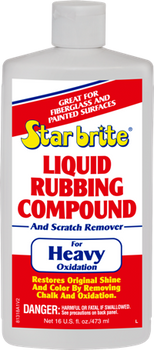 Starbrite Liquid Rubbing Compound - Heavy - 473ml