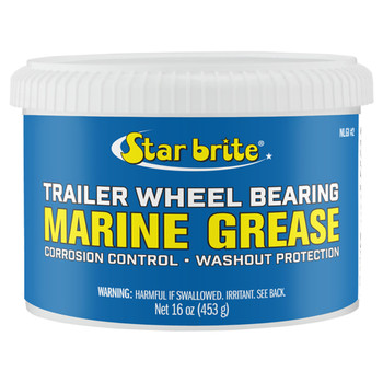 Starbrite Wheel Bearing Grease Pot - 454g