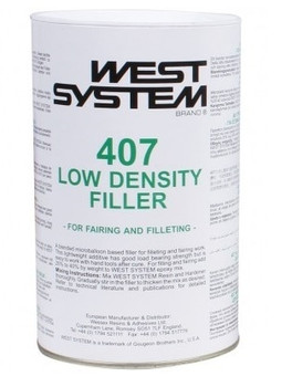 West System 407 Low Density Filler - 150g