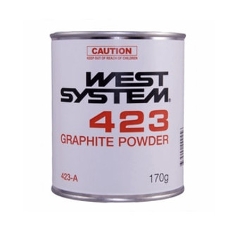 West System 423 Graphite Powder - 200g