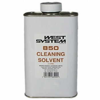 West System 850 Cleaning Solvent - 1L