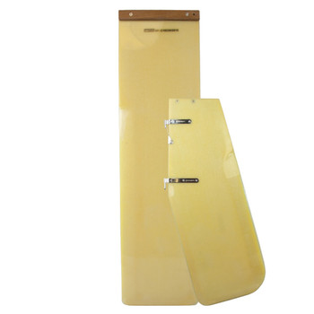 Optiparts Optimist Epoxy and Daggerboard Set with Rudder Fitting