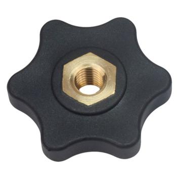 Optiparts Optimist Mast Step Lock Nut with Spring Locking System