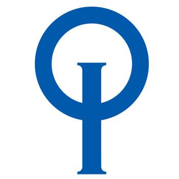 Optiparts Optimist Class Logo - Blue - Pair