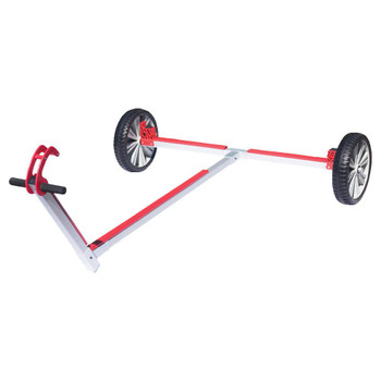 Optiparts Optimist Launching Trolley with Optiflex Wheel