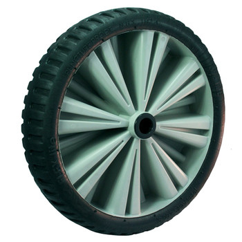 Optiparts Optiflex-Lite Trolley Wheel - Flat Free - 37cm