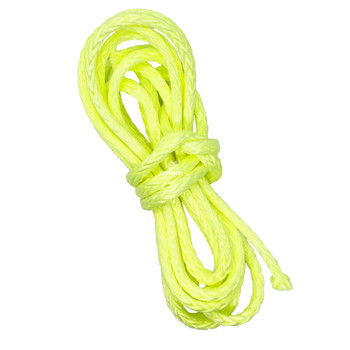 Laser Performance Dyneema Traveller Line - Lime - 3.5m
