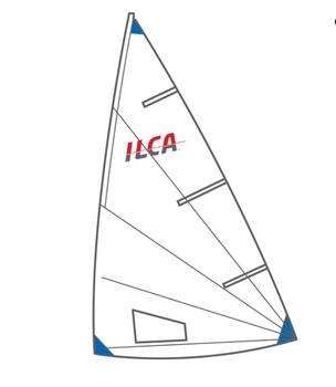 LCA 6 Laser Sail - Class Approved