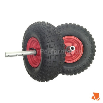 Laser Performance Seitech Trolley Wheel - Pair