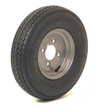Laser Performance Road Trailer Wheel - 8""