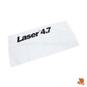 Laser Performance 4.7 Sail Bag - White