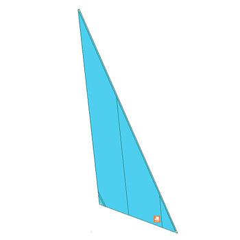 Laser Pico Sail -  Blue Jib