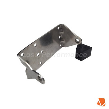 Laser Performance Pico/Funboat Gudgeon Bracket with Spacer