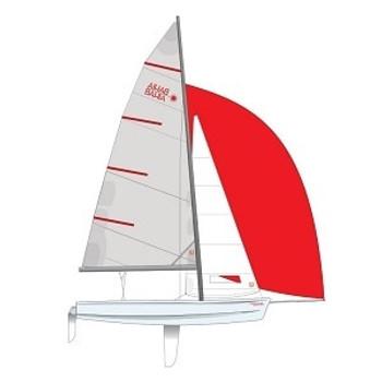 Laser Bahia Dinghy - Standard Rig