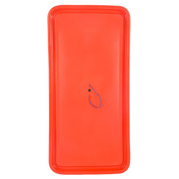 Laser Performance Bahia Storage Box Lid - Red