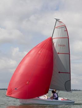 Laser Performance Bahia Gennaker Sail - Large