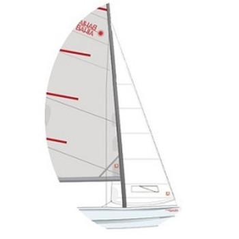 Laser Performance Bahia Jib Sail