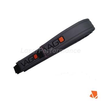 Laser Performance Vago Hiking Strap Set - Grey