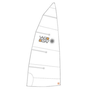 Laser Vago Mainsail - Dacron