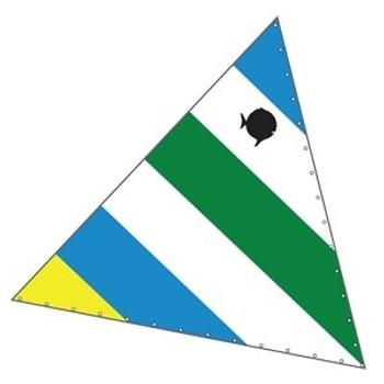 Laser Sunfish Sail - Mojito