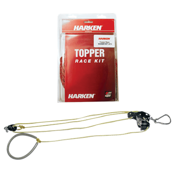 Harken Topper Race Kit - 3:1 Kicker