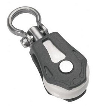 Barton Size 0 (20mm) Single Block w/ Swivel BN00130
