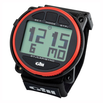 Gill Regatta Race Timer - red