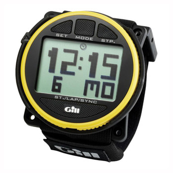 Gill Regatta Race Timer - yellow