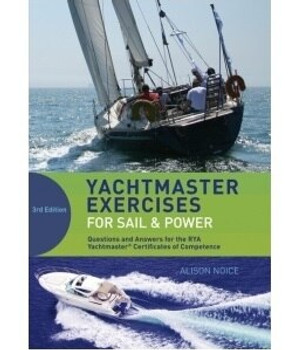 RYA Yachtmaster Exercises for Sail and Power