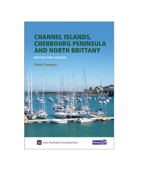 Imray Pilot Guide Channel Islands, Cherbourg Peninsula and North Brittany