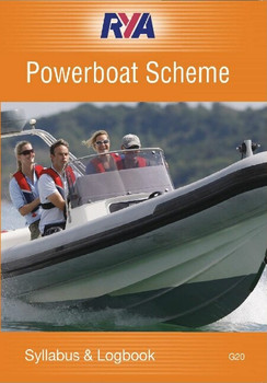 RYA Powerboat Schemes - Syllabus & Logbook (G20)