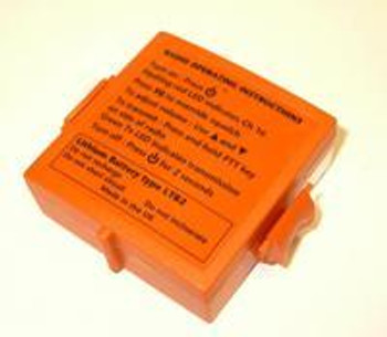 McMurdo R1 VHF Battery - LTB2 Lithium