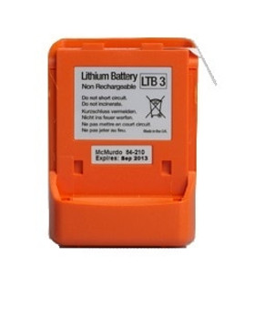 McMurdo R2 VHF Battery - LTB3 Lithium