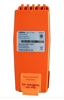 McMurdo R5 VHF Rechargeable Battery - TT-1707A Lithium