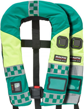 Baltic Emergency Ambulance Lifejacket 275N - Auto