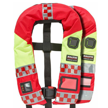 Baltic Fire Officer Lifejacket 275N - Auto