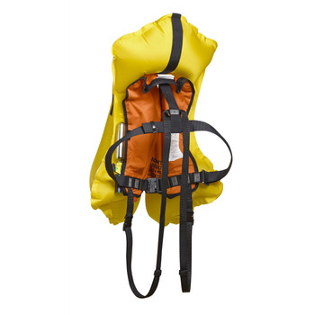 Crewsaver Seacrewsader 275N Twin Chamber Automatic with Hood Inflated