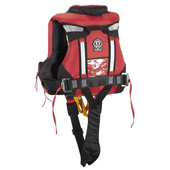 Crewsaver Inshore Lifejacket 380N Back view