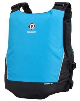 Crewsaver Sport 50N Buoyancy Aid - Blue