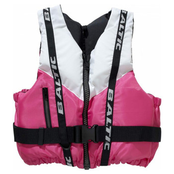 Baltic Genua lifejacket - pink and white