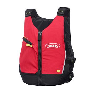 Yak Kallista Buoyancy Aid 50N, Red, Front