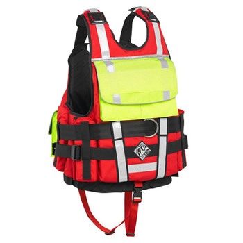 Palm Rescue 850 PFD with Buoyancy AID - Red