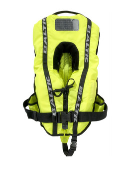 Baltic Hi-Vis Yellow Kids Lifejacket 1252