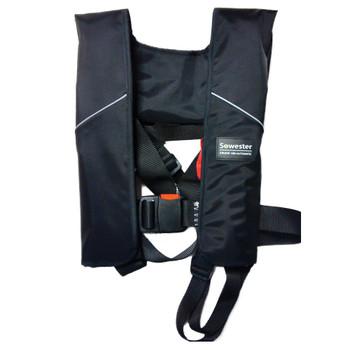 Sowester Cruise Auto 180N Lifejacket - Black