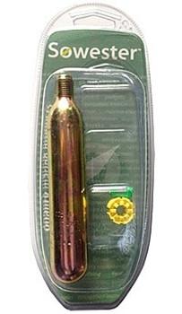 Sowester Lifejacket Kit 33g Cylinder & Halkey Roberts