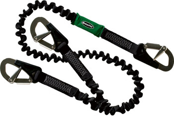 Baltic 3 Hook Safety Line - Elasticated