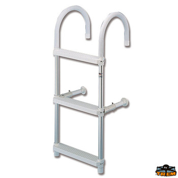 Trem Portable Boarding Ladders - 3 Step - 18cm tops