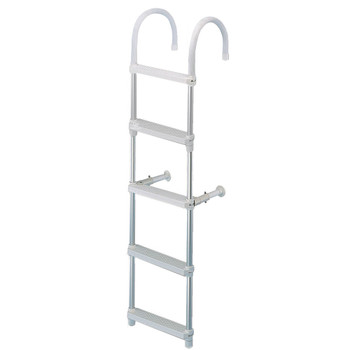 Trem Portable Boarding Ladders - 5 Step - 18cm Tops