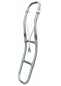 Boarding Ladder for Inflatable Boats 1 + 3 steps