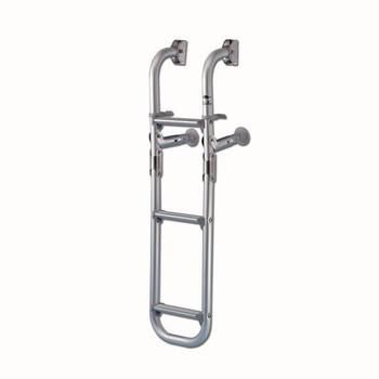 Trem Narrow Boarding Ladder Aluminum 3 Step
